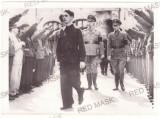 729 - BUCURESTI, Horia SIMA si Legionarii - real Press PHOTO ( 18/13 cm ) - 1940, Necirculata, Fotografie