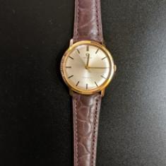Ceas de mana barbatesc din aur - OMEGA