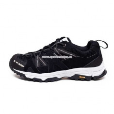 Pantofi Adulti Unisex Trail Running Piele impermeabili S-karp Trail Runner SX SympaTex Vibram