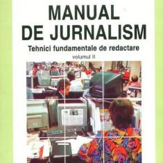 Manual de jurnalism (Vol. II)