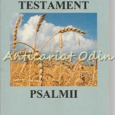 Noul Testament. Psalmii - Editura: Gute Botschaft 1998