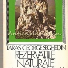 Rezervatiile Naturale Din Bucovina - Taras Geoge Seghedin - Contine: Harta
