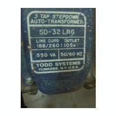 Transformator 220v 110v Aparatura SUA America 550w 550va 1000va 1000W