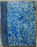 Caiet de botanica al unui elev din perioada interbelica// 1931-1932