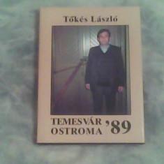 Temesvar ostroma 89-Tokes Laszlo