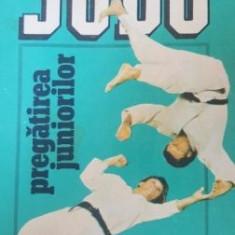 Judo. Pregatirea juniorilor- Anton Muraru