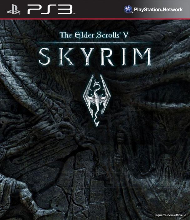 Joc PS3 The Elder Scrolls V Skyrim