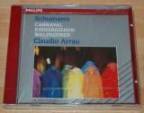 Schumann - Carnaval / Kinderszenen / Waldszenen CD Philips COMANDA MIN 100 RON