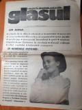 ziarul glasul 24 aprilie 1990-nae lazarescu in revolutie,crimele de la sibiu