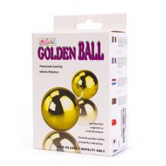 Bile gheise cu vibratii Golden Balls