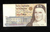 Irlanda - Central Bank of Ireland - FIVE (5) POUNDS - 1995 - VF