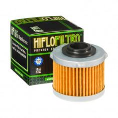 Hiflo filtru ulei moto Aprilia Scarabeo HF186
