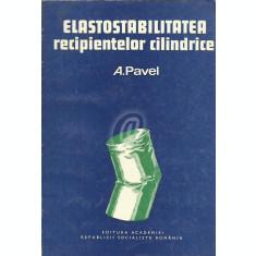 Elastostabilitatea recipientelor cilindrice