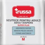 Trussa Scutece pentru adulti M, 20 bucati