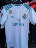 Tricou Real Madrid (embleme brodate)