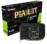 Placa video Palit GeForce GTX 1660 Ti Stormx, 6GB, DDR6, 192-bit