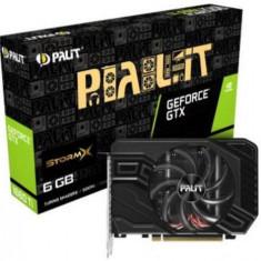 Placa video Palit GeForce GTX 1660 Ti Stormx, 6GB, DDR6, 192-bit