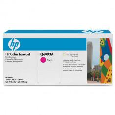 Toner Q6003A magenta original HP 124A
