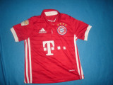 TRICOU DE COPII ADIDAS BAYERN MUNCHEN HUMMELS ORIGINAL, S, Din imagine, De club