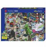 Cumpara ieftin Puzzle Heye Berlin Quest, 1000 piese