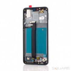 LCD Huawei P20, Blue + Rama (KLS)