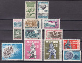 Mexic  1941/65  sport  5 serii complete  MLH  w59