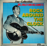 VINIL   Bill Haley And His Comets – Rock Around The Clock    - VG+ -