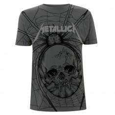 Tricou Metallica: Spider