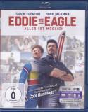 Film Blu Ray: Eddie the Eagle ( Hugh Jackman, Taron Egerton, sub. lb. engleza )