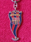 Breloc metalic (vechi) fotbal - FC BARCELONA