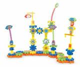 Set de constructie - Gears! Fabrica de robotei PlayLearn Toys, Learning Resources