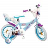 Bicicleta Frozen II, 14 inch