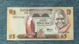 5 Kwacha Zambia