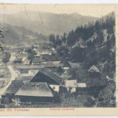 429 - VOINEASA, Valcea, Panorama, Romania - old postcard - used - 1913