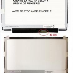 Display laptop nou 11.6 slim 40 pini compatibil Acer Aspire One 756 AO756 prindere sus/jos