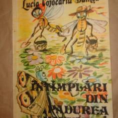 Intamplari din padurea minunata cu ilustratii/96pagini- Lucia Cojocaru Damsa
