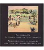 Artisti romani in dialog cu spiritualitatea franceza - ed. bilingva