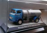 Macheta Mercedes LP 911 Cisterna Lapte - Premium Classixxs camion 1/43