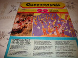 Revista Cutezatorii - nr 22 din 1981