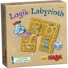Puzzle Haba, Labirintul Magic, 6Luni+