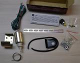 Sistem electromagnetic deschidere portbagaj auto 12V