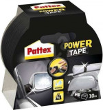 Banda adeziva universala - MOMENT - Power Tape 50 mm x 10 m - neagra