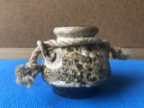 Vas ceramic rustic, german
