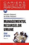 Managementul Resurselor Umane | Ion-Ovidiu Panisoara
