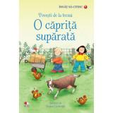 Carte Editura Litera, Invat sa citesc. Povesti de la ferma. O caprita suparata, nivelul 1