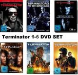 Filme Terminator 1-6 DVD Complete Collection