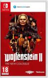 Wolfenstein Ii The New Colossus Nintendo Switch