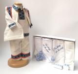 Cumpara ieftin Set Traditional Botez Baiat - Costumas + Trusou baiat 4