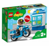 LEGO DUPLO, Motocicleta de politie 10900