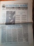 ziarul romania mare 4 octombrie 1991